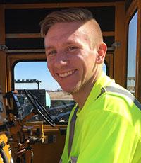 Cody S., Field Supervisor