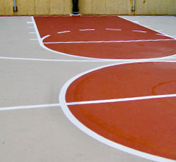 Game Court Markings